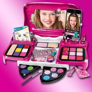 Clementoni Crazy Chic Zestaw Do Makijażu Make-Up