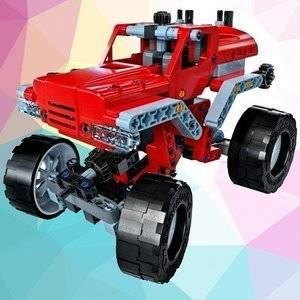 Clementoni Laboratoriurm Mechaniki Monster Truck