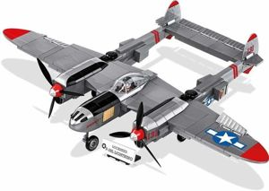 Cobi Mała Armia World War II Klocki Lockheed P-38 Lightning 395 el.