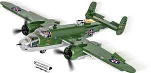 Cobi Mała Armia World War II Klocki North American B-25B Mitchell 500 el.