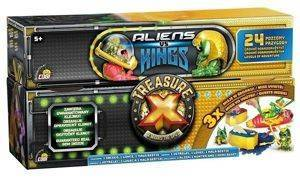 Cobi Treasure X Aliens vs Kings 3Pak