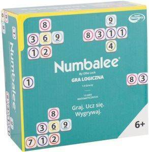 Dumel Discovery Gra Logiczna Numbalee