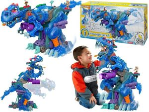 FISHER PRICE IMAGINEXT CHODZĄCY DINOZAUR ULTRA T-REX 70CM