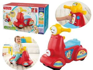 FISHER PRICE INTERAKTYWNY SKUTER MALUCHA