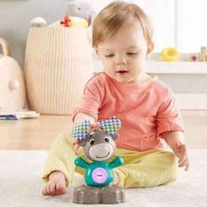 Fisher Price Linkimals Interaktywny Łoś