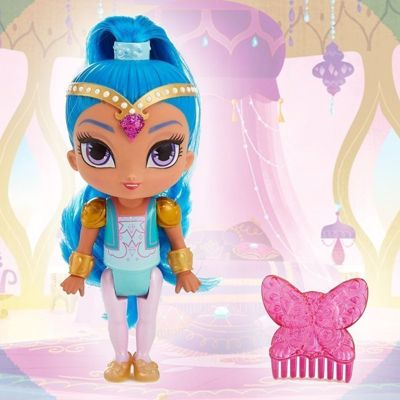 Fisher Price Shimmer i Shine - Lalka Shine 15 cm