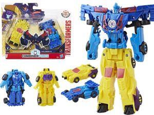 HASBRO TRANSFORMERS RID CRASH COMBINERS - FIGURKA DECEPTICON DRAGSTRIP I WILDBREAK