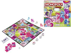 Hasbro Gra Monopoly Junior My Little Pony PL