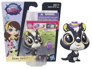 Hasbro Littlest Pet Shop Figurka Albany Perth