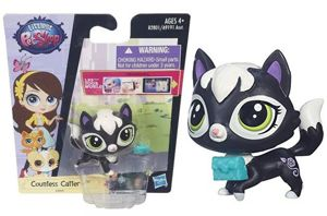 Hasbro Littlest Pet Shop Figurka Countess Cattery