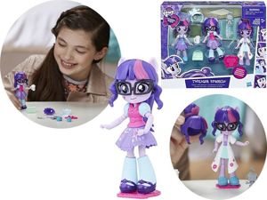 Hasbro My Little Pony Equestria Girls Switch 'n Mix Przebieranki - Twilight Sparkle