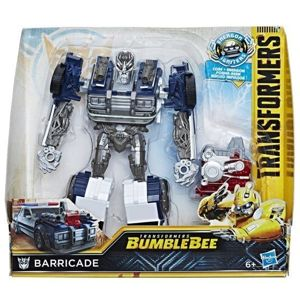 Hasbro Transformers Enegron Igniters Power Nitro Figurka Barricade