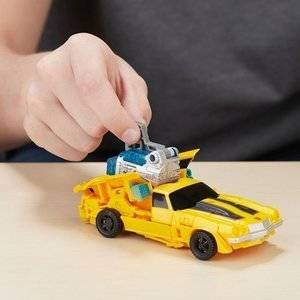 Hasbro Transformers Enegron Igniters Power Plus Figurka Bumblebee Camaro