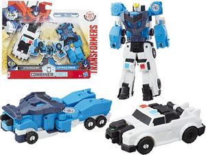 Hasbro Transformers Rid Crash Combiners - Figurka Strongarm & Optimus Prime