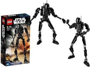 LEGO STAR WARS KLOCKI FIGURKA DROID K-2SO 169EL