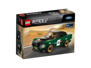 Lego Klocki Speed Champions Ford Mustang Fastback z 1968 r.