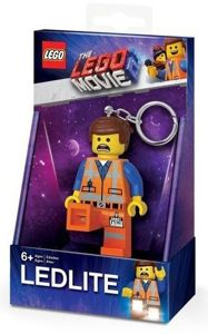 Lego Movie Brelok Latarka Emmet