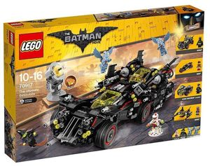 Lego The Batman Movie Super Batmobil 1456 el.