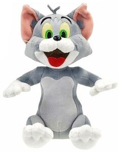 Looney Tunes Pluszowa Maskotka Tom & Jerry - Tom 18 cm