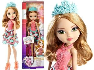 MATTEL EVER AFTER HIGH LALKA ASHLYNN ELLA