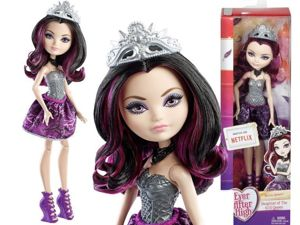 MATTEL EVER AFTER HIGH LALKA RAVEN QUEEN