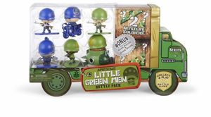 MGA Awesome Little Green Men Żołnierzyki 8pak Battle Pack