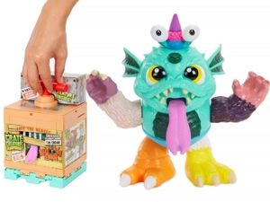 MGA Crate Creatures Surprise Interaktywna Figurka KaBOOM Box - Croak