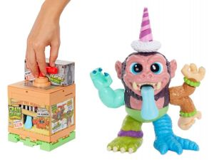 MGA Crate Creatures Surprise Interaktywna Figurka KaBOOM Box - Nanners