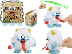 MGA Crate Creatures Surprise Interaktywna Figurka - Stworek Blizz