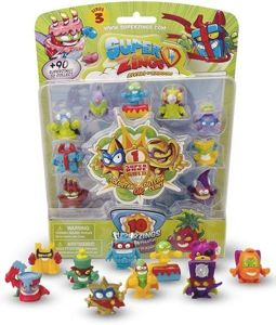 MagicBox SuperZings Rivals of Kaboom Zestaw 10 Figurek Seria 3