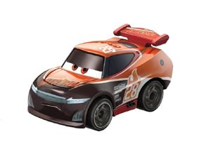 Mattel Auta Cars Metal Mini Racers Tim Treadless