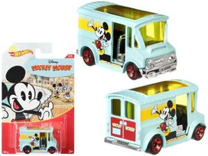 Mattel Hot Wheels Disney Myszka Miki Pojazd Autko - Bread Box