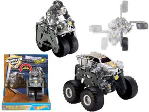 Mattel Hot Wheels Monster Jam Pojazd Transformujący - Morphers Maximum Destruction