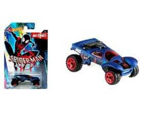 Mattel Hot Wheels Pojazd Spiderman Miles Morales 1:64