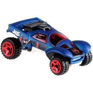 Mattel Hot Wheels Pojazd Spiderman The Vanster 1:64