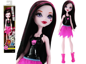 Mattel Monster High Cheerleaderka Lalka Draculaura