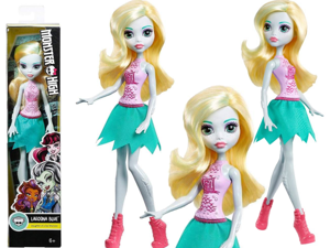 Mattel Monster High Cheerleaderka Lalka Lagoona Blue
