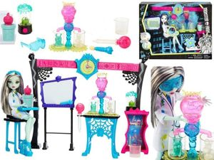 Mattel Monster High Zestaw Laboratorium Frankie Stein