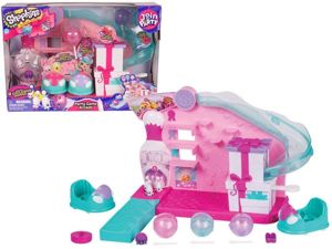Moose Shopkins Join The Party Zestaw Salon Gier