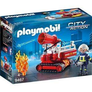 Playmobil City Action Robot Do Gaszenia Pożaru