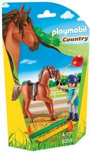 Playmobil Country Terapeutka Koni