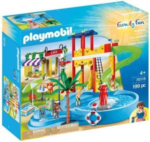 Playmobil Family Fun Park Wodny