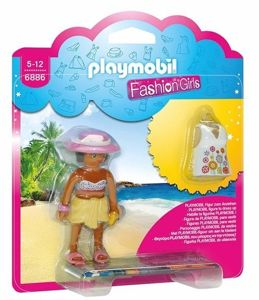 Playmobil Fashion Girls - Plaża