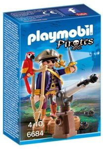 Playmobil Pirates Kapitan Piratów