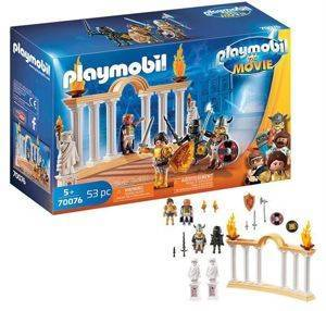 Playmobil The Movie Zestaw Cesarz Maximus w Koloseum