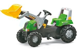 ROLLY TOYS TRAKTOR JUNIOR Z ŁYŻKĄ