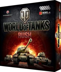 Rebel Gra Karciana World of Tanks: Rush
