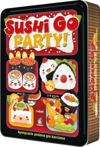 Rebel Gra Sushi Go Party