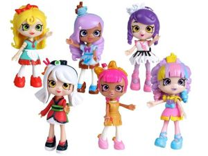 Shopkins Happy Places Laleczka Mix