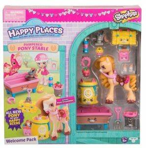 Shopkins Zestaw Happy Places - Stajnia